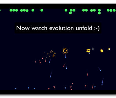Evolution – IOS