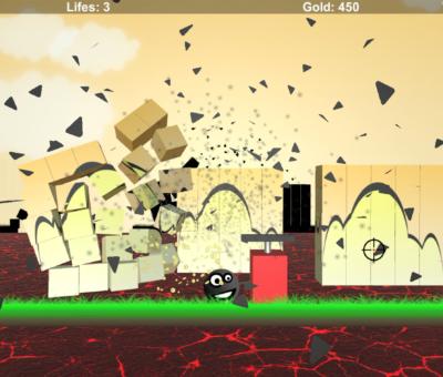 The Bomb – Unity 3D